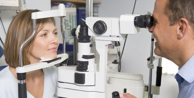 Por que procurar o oftalmologista