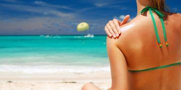 Praia é bom, mas sol demais…
