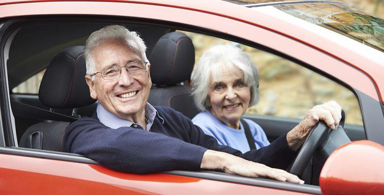 Doenças oculares que afetam o motorista da terceira idade