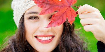 Como tratar e deixar a pele bonita e saudável durante o outono