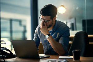 Distúrbios na visão, o sintoma muitas vezes ignorado da enxaqueca