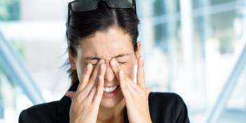 O que fazer em caso de traumas oculares