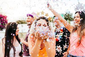 Proteja a sua pele, cabelos e unhas durante o carnaval
