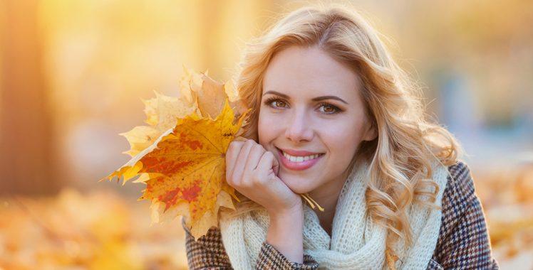 Como cuidar dos olhos durante o outono