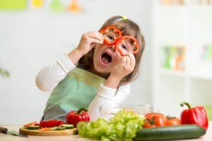 Comer bem auxilia na Saúde Ocular?