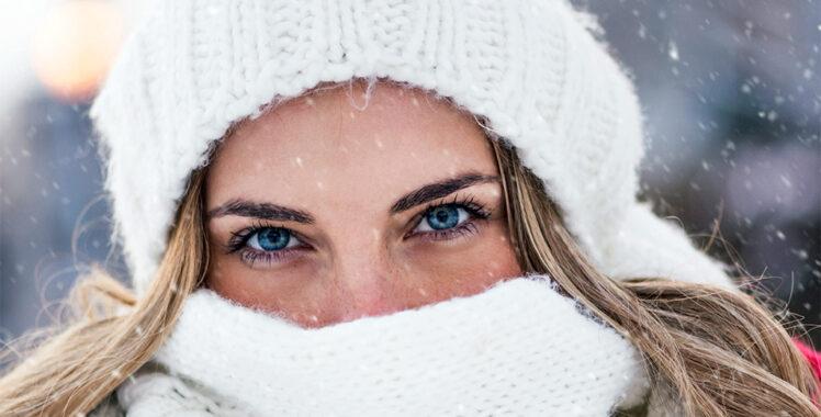 Doenças de inverno: olhos mais vulneráveis durante a estação